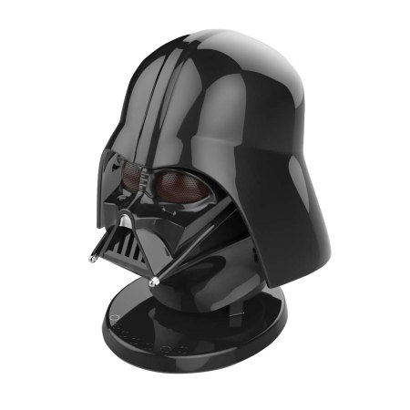 Official Star Wars Darth Vader Head Bluetooth Speaker