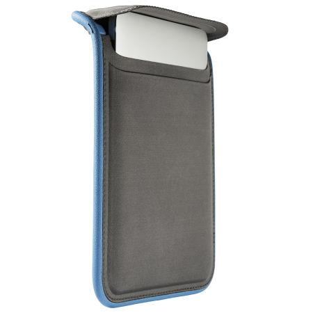 Speck Flaptop MacBook Pro Retina 13 Sleeve - Grey / Blue