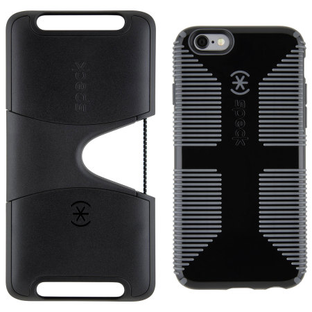 Speck Pocket-VR iPhone 6S/6 Headset with CandyShell Grip Case - Black