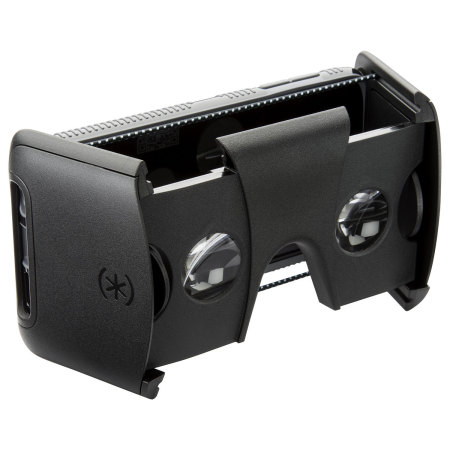 Speck Pocket-VR Galaxy S7 Headset with CandyShell Grip Case - Black