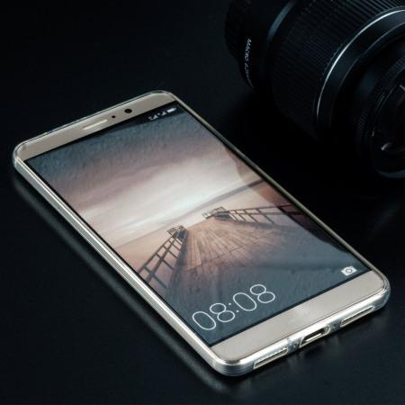 Olixar Ultra-Thin Huawei Mate 9 Gelskal - 100% Klar