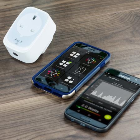 Awox SmartPLUG Bluetooth Smart Power Adapter