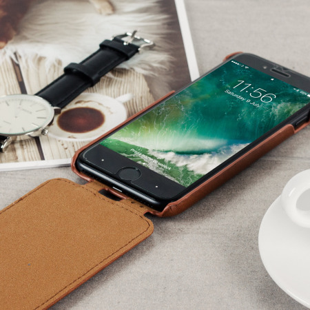 User GuideThe caseual genuine leather iphone 7 flip cover italian mocha though