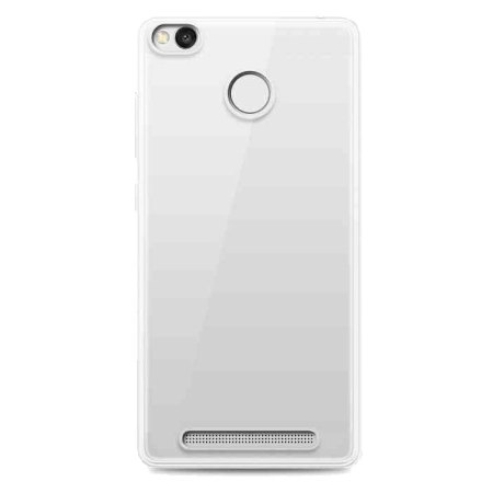 Olixar Ultra-thin Xiaomi Redmi 3S Gel Case - 100% Clear
