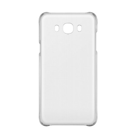 Official Samsung Galaxy J7 2016 Slim Cover Case - Clear