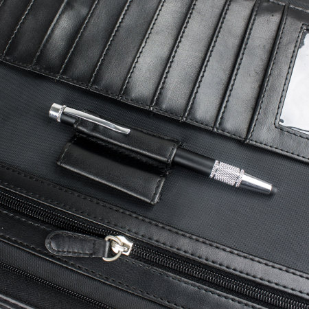 twin pack olixar 3 in 1 executive emergency pen refills black