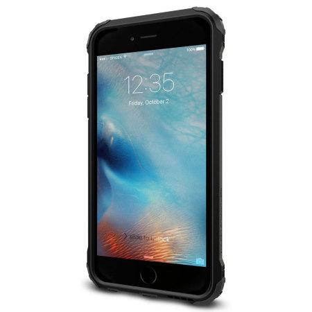 Spigen Tough Armor Tech iPhone 6S Plus / 6 Plus Case - Gunmetal