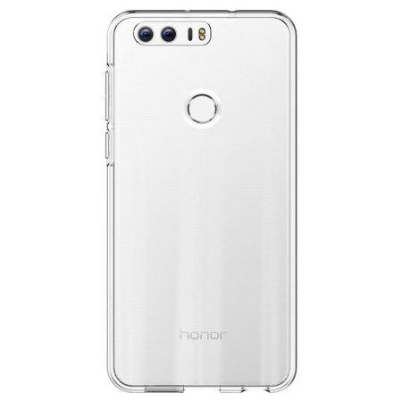 Spigen Liquid Crystal Huawei Honor 8 Case - Clear