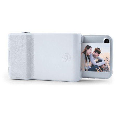 iphone photo printer case prynt iphone 7 6s 6 instant photo printer white 15358