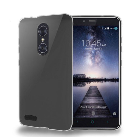 Olixar Ultra-Thin ZTE ZMax Pro Case - 100% Clear