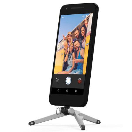 only kenu stance compact usb c smartphone tripod