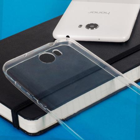 Olixar Ultra-Thin Huawei Y5 II Case - 100% Clear