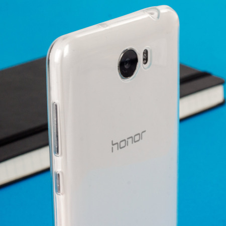 Olixar Ultra-Thin Huawei Y5 II Gel Hülle in 100% Klar