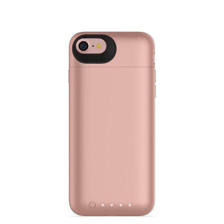 the latest cc991 c1278 Mophie MFi iPhone 7 Juice Pack Air Battery Case - Rose Gold