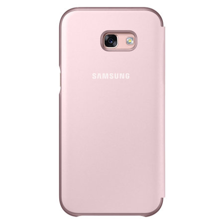 the official samsung galaxy a5 2017 neon flip wallet cover pink very healthy