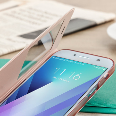 catcher also has official samsung galaxy a5 2017 s view premium cover case pink articleblackview conference