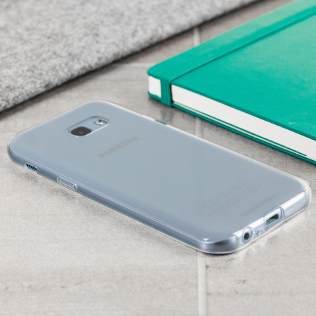brand new de69f 939a1 Official Samsung Galaxy A5 2017 Clear Cover Case