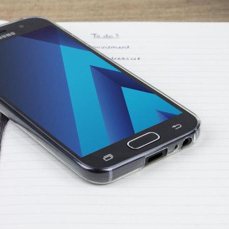 Olixar Ultra-Thin Samsung Galaxy A3 2017 Case - 100% Clear