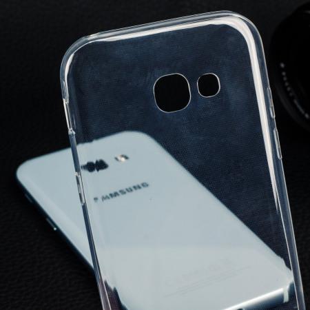info for c320c 7bf8f Olixar Ultra-Thin Samsung Galaxy A5 2017 Case - 100% Clear