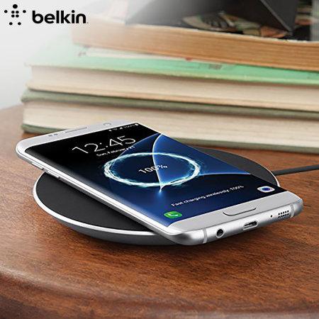 Plaque de chargement sans fil rapide Belkin Boost Up 15W