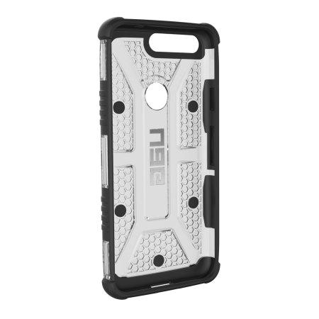 promo code b8334 55393 UAG Plasma Google Pixel XL Protective Case - Ice / Black