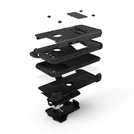 Zizo Bolt Series Google Pixel Xl Tough Case Amp Belt Clip