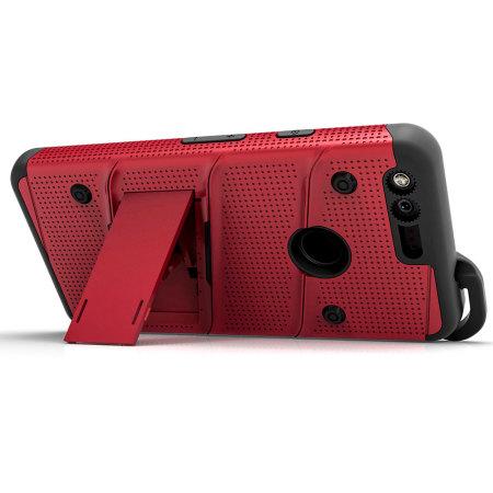zizo bolt series google pixel tough case belt clip black the and App