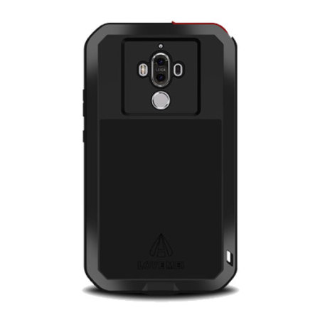 Love Mei Powerful Huawei Mate 9 Protective Deksel - Sort