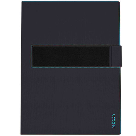 Reboon Booncover M Universal Folio Flip and Stand Tablet Case - Grey