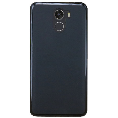 Olixar FlexiShield Wileyfox Swift 2 Plus Gel Case - Black