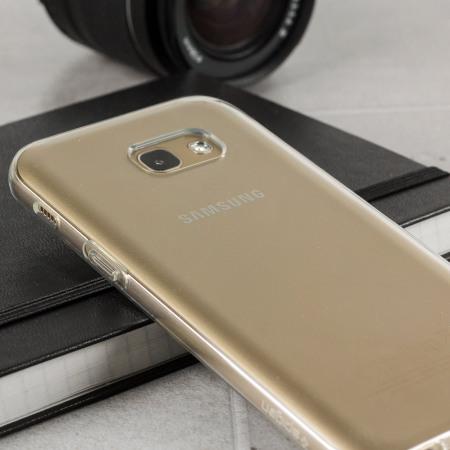 more photos 46403 9f9e0 Spigen Liquid Crystal Samsung Galaxy A5 2017 Case - Clear