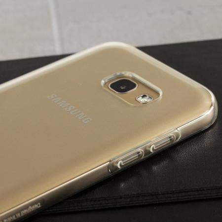Spigen Liquid Crystal Samsung Galaxy A5 2017 Case - Clear