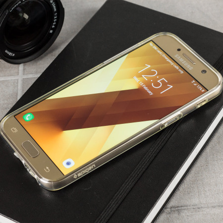 paid for spigen liquid crystal samsung galaxy a5 2017 case clear phone: longer