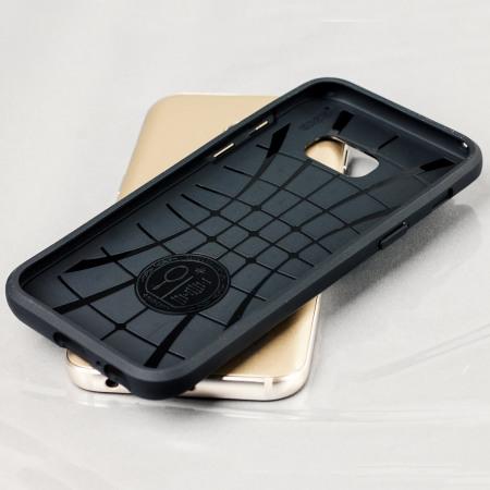 competitive price c64c1 8346e Spigen Liquid Air Samsung Galaxy A3 2017 Case - Black