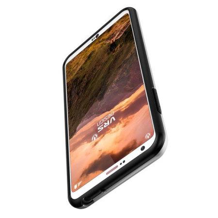 VRS Design High Pro Shield Series LG G6 Case - Light Silver