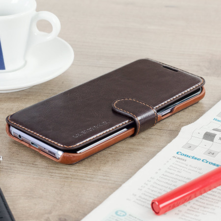 vrs design dandy leather style samsung galaxy s8 wallet case black 1 reason has someone