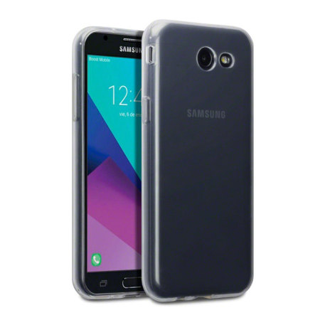 Olixar Ultra-Thin Samsung Galaxy J3 2017 Case - Clear - US Version
