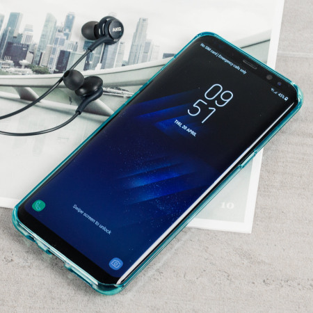 DVB olixar flexishield samsung galaxy s8 plus gel case blue Discover the New