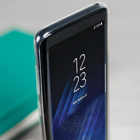 the olixar ultra thin samsung galaxy s8 plus case 100 clear has recently