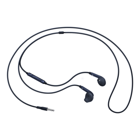 Official Samsung Galaxy S7 Earphones - Black
