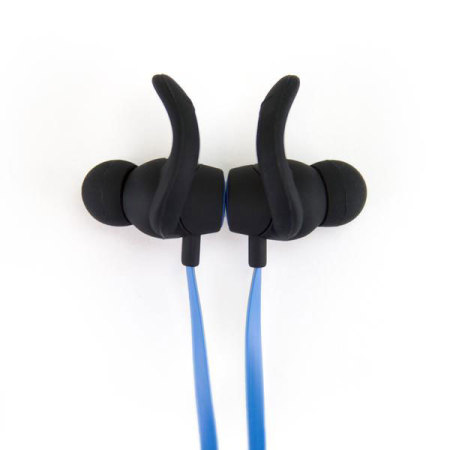 FRESHeTECH FRESHeBUDS Air Wireless Bluetooth Headphones - Black / Blue