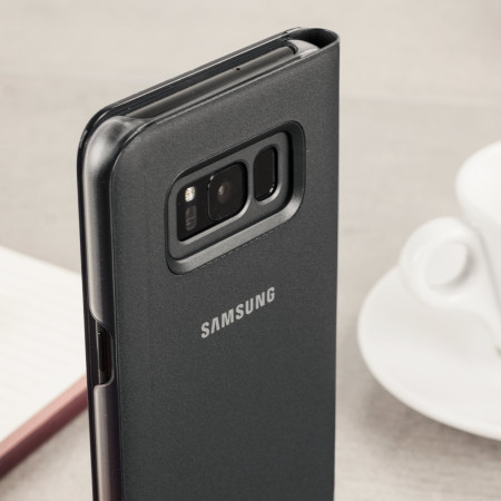 official samsung galaxy s8 plus keyboard cover black