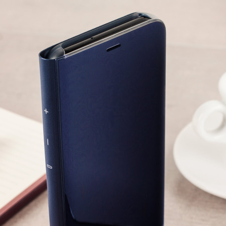 how to clean samsung s view cover