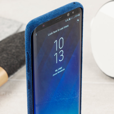 coque officielle samsung s8 plus