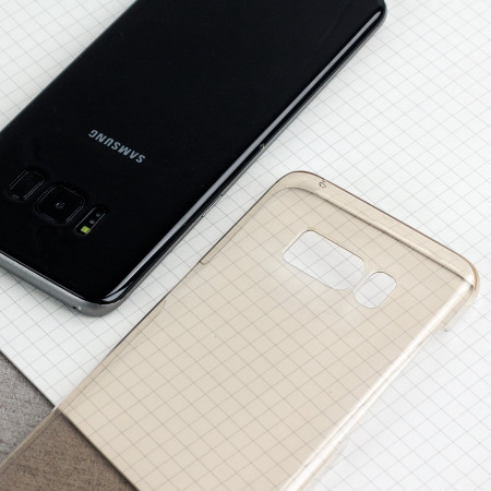brain official samsung galaxy s8 plus clear cover case gold have gone