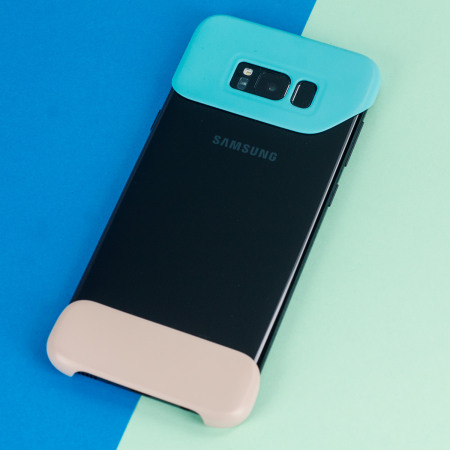 official samsung galaxy s8 plus pop cover case mint green 2
