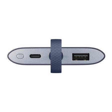 Samsung Universal 5,100mAh Adaptive Fast Charging Battery Pack - Navy