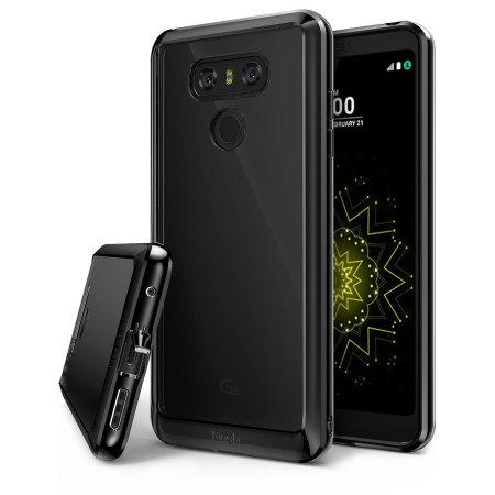 Rearth Ringke Fusion LG G6 Case - Ink Black