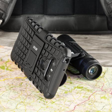 olixar armourdillo lg g5 protective case black