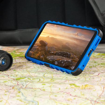 Olixar ArmourDillo LG G6 Protective Case - Blue